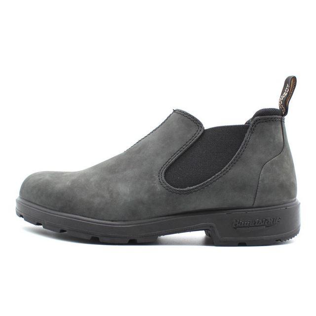 ブランドストーン Blundstone ORIGINALS LOW CUT #2035 ラスティックブラック メンズ ブーツ ローカット サイドゴアブーツ BS2035056