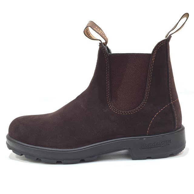 Blundstone ブランドストーン #1458 メンズ レディース ブーツ DARK CHOCOLATE BS1458559