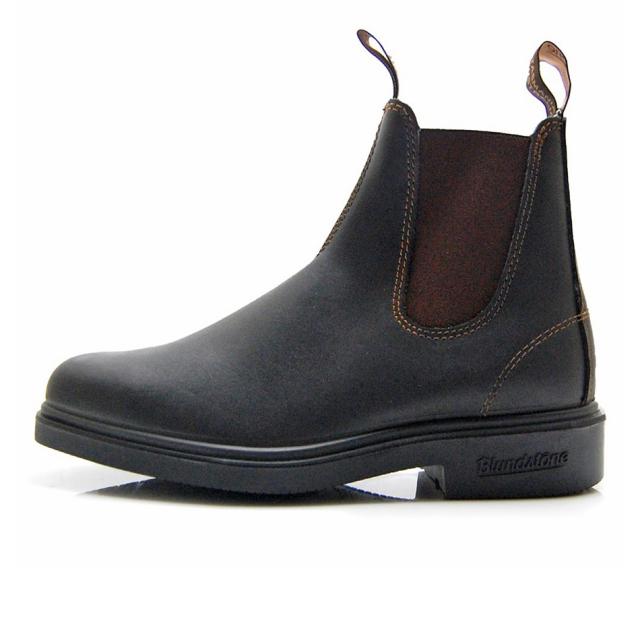 ブランドストーン Blundstone #062 DRESS BOOTS スタウトブラウン メンズ ブーツ BS062050