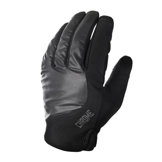 クローム ミッドナイト サイクル グローブ CHROME MIDWEIGHT CYCLE GLOVES BLACK メンズ 手袋 手袋 AC192BK