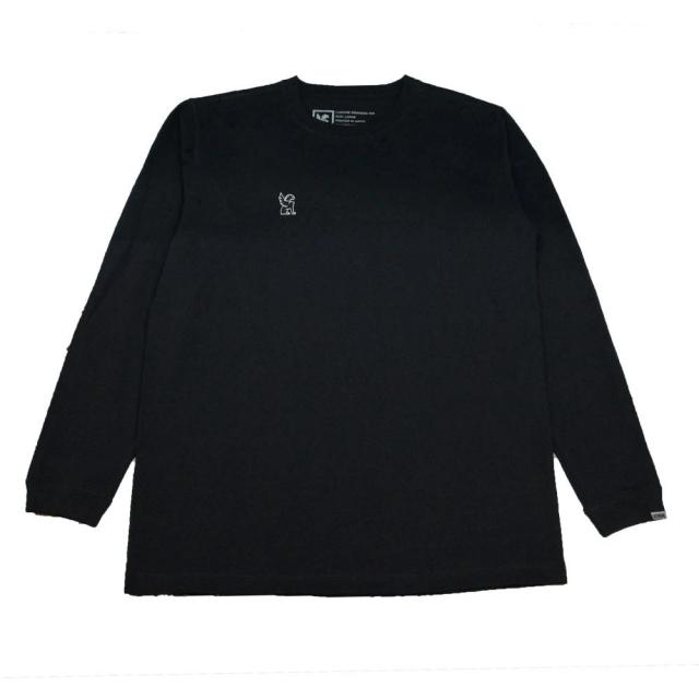 クローム シンボル ポイント R ロングスリーブ ティー CHROME SYMBOL POINT R L/S TEE BLACK メンズ Tシャツ JP160BK