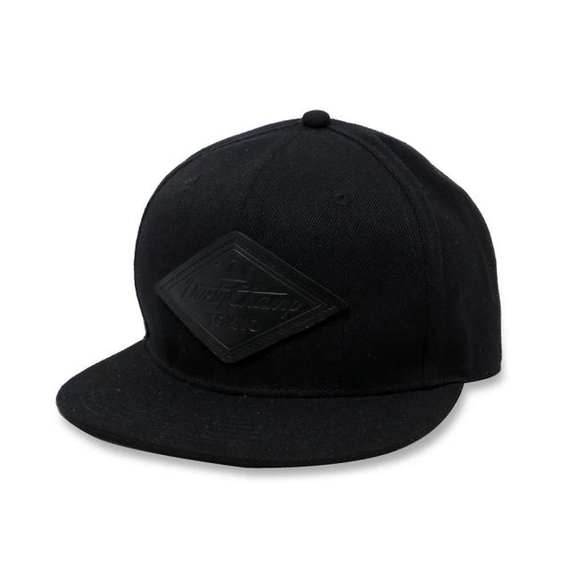 クローム ダスティチャンプ ベースボールキャップ CHROME DUSTYCHAMP BASEBALL CAP BLACK メンズ 帽子 CREDIT RACING HIDE AND SEEK JP170BK
