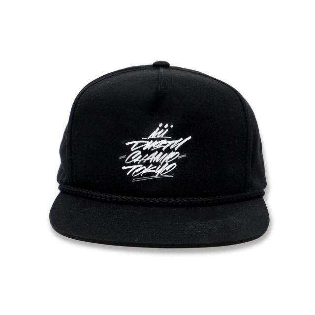 クローム ダスティチャンプ トラッカー キャップ CHROME DUSTYCHAMP TRUCKER CAP-1 BLACK メンズ 帽子 帽子 CREDIT RACING HIDE AND SEEK JP174BK