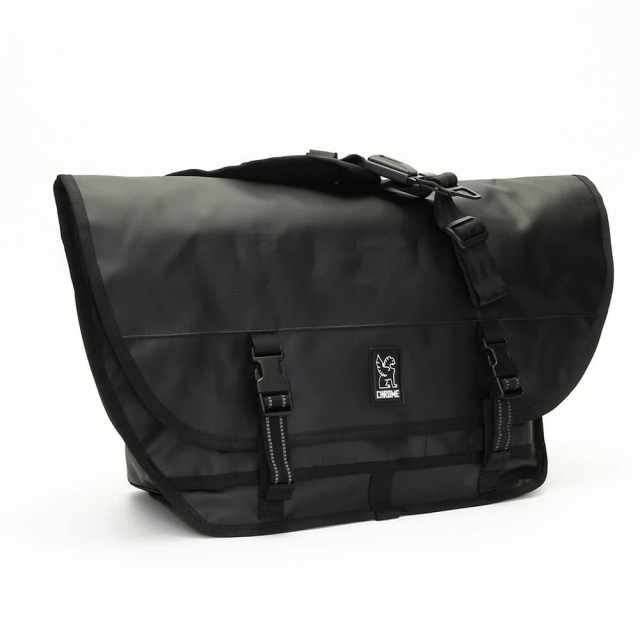 クローム シチズン メッセンジャーバッグ CHROME CITIZEN MESSENGER BAG TARP BLACK/BLACK BG292BKBK