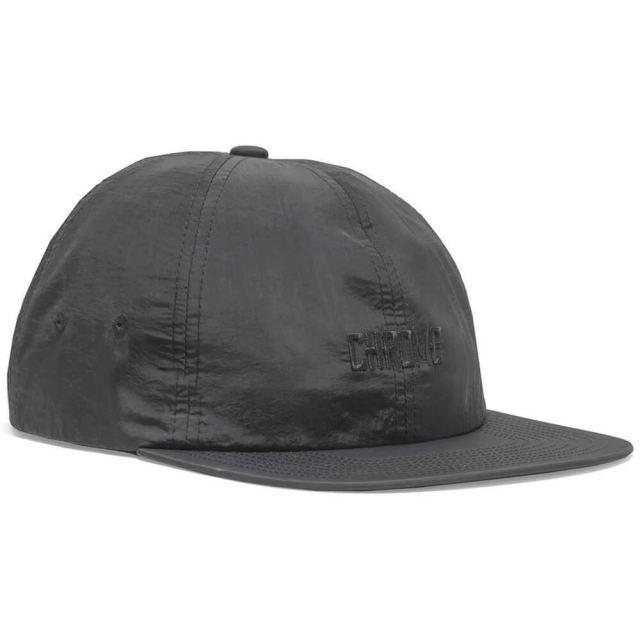 【SALE】クローム キャップ シックス パネルキャップ CHROME 6 PANEL DAD CAP BLACK メンズ 帽子自転車 ピスト メッセンジャー JP130BK
