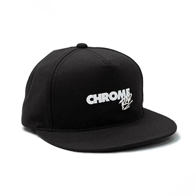 クローム CHROME 5 PANEL RAD CAP BLACK メンズ JP141BK