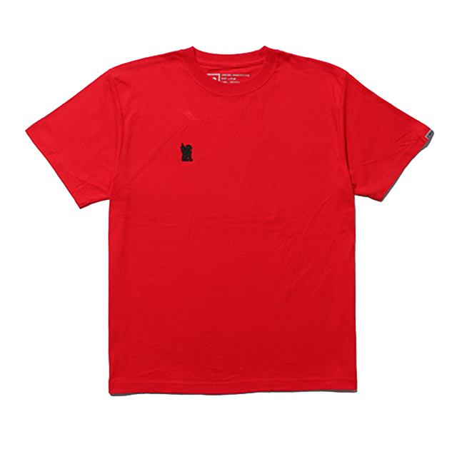 【SALE】 クローム シンボルポイントティー CHROME SYMBOL POINT TEE RED メンズ JP155RD