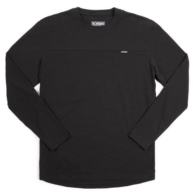 クローム ホルマン パフォーマンス L/S ティー CHROME HOLMAN PERFORMANCE L/S TEE BLACK メンズ Tシャツ AP482BK