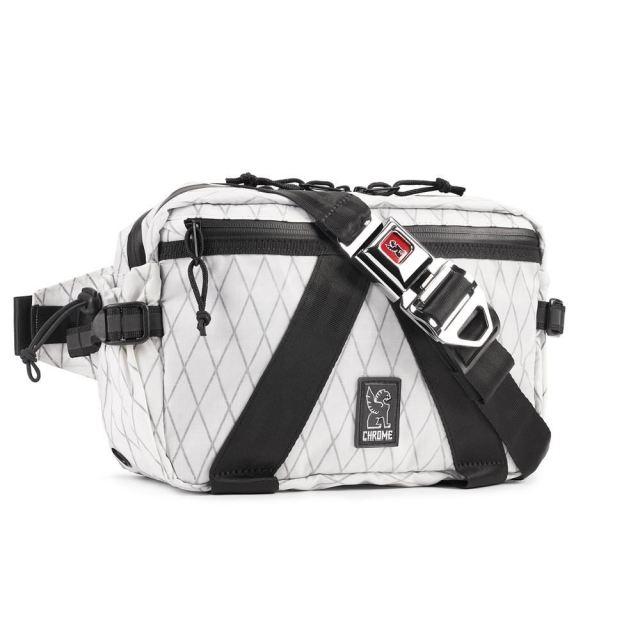クローム テンシル ヒップ パック CHROME TENSILE HIP PACK WHITE バッグ ボディバッグ BG335WT