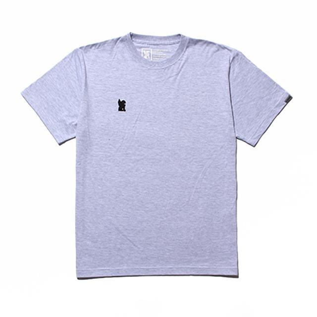クローム シンボル ポイント ティー CHROME SYMBOL POINT TEE MIX GREY メンズ Tシャツ JP155MG