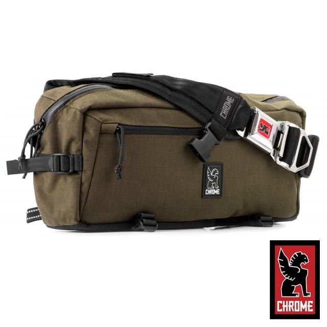 CHROME クローム メンズ バッグ KADET カデット Ranger/Black レンジャー/ブラック BG196MLBK [ミリタリー/カーキ/ボディバッグ/ウェストバッグ/2WAY/国内正規販売店/Authorized Dealer]