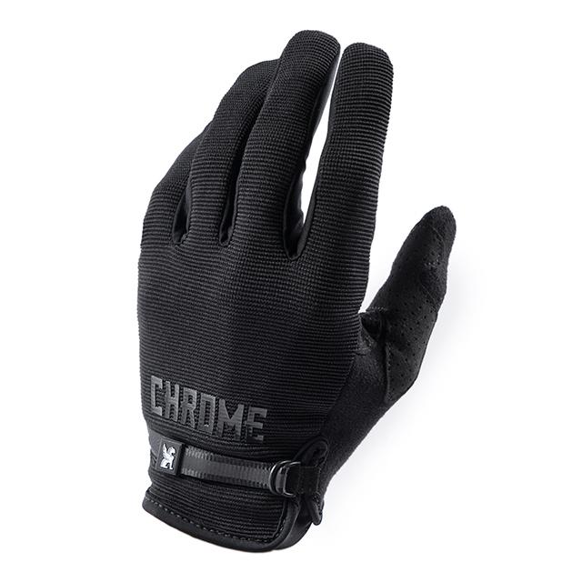 クローム CHROME サイクリング グローブ 手袋 CYCLING GLOVES BLACK AC151BK