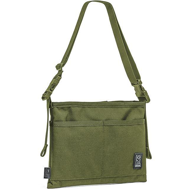 クローム ミニショルダーバッグ CHROME MINI SHOULDER BAG OLIVE ショルダーバッグ、小物 BG245OL
