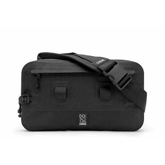 クローム アーバンEXスリング CHROME URBAN EX SLING 10L BLACK/BLACK スリングバッグ、ウェストバッグ、2WAY BG258BKBK