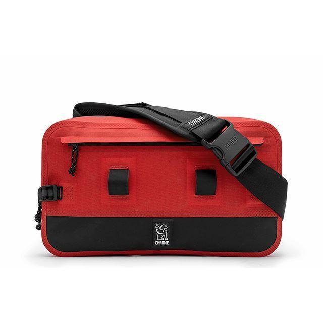 【30%OFF SALE】 クローム アーバンEXスリング CHROME URBAN EX SLING 10L RED/BLACK スリングバッグ、ウェストバッグ、2WAY BG258RDBK