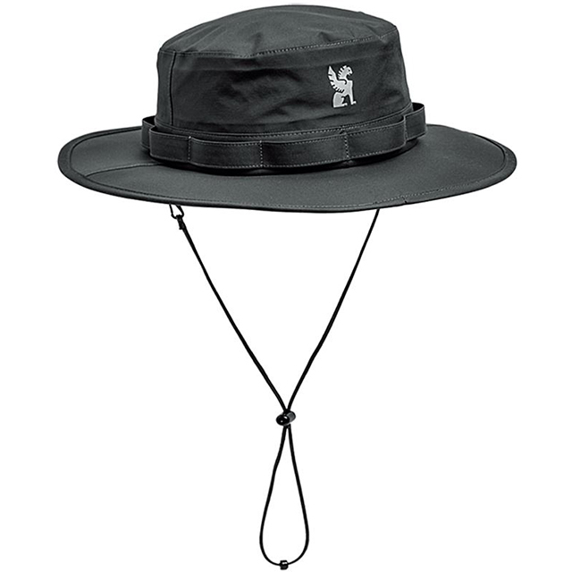 クローム WPジャングルハット CHROME WP JUNGLE HAT BLACK JP040BK