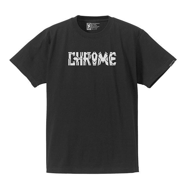 クローム レイズオブホープフォーザシティーティー CHROME RAYS OF HOPE FOR THE CITY TEE BLACK JP079BK
