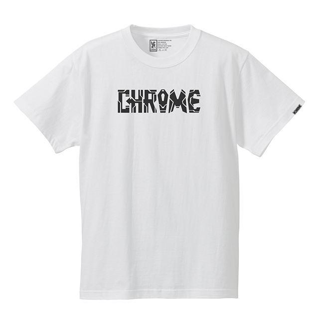 クローム レイズオブホープフォーザシティーティー CHROME RAYS OF HOPE FOR THE CITY TEE WHITE JP079WT