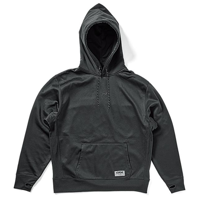 クローム CHROME テックスウェットフーディー TECH SWEAT HOOD BLACK JP120BK