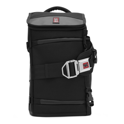 クローム カメラバッグ  ニコ メッセンジャー バッグ CHROME NIKO MESSENGER BAG BLACK/BLACK BG134BKBK