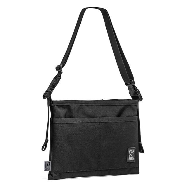クローム サコッシュ ミニ ショルダー バッグ CHROME MINI SHOULDER BAG BLACK/BLACK BG245BKBK