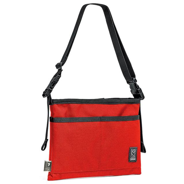クローム サコッシュ ミニ ショルダー バッグ CHROME MINI SHOULDER BAG RED BG245RD