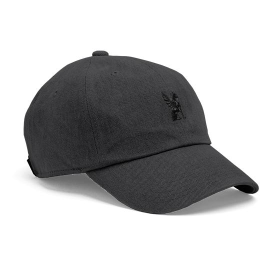 クローム キャップ シックス パネル キャップ CHROME SIX PANEL CAP BLACK/BLACK JP039BKBK