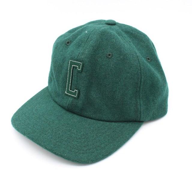 【デッドストック セール】【50%OFF SALE】 クローム フェルト ウール キャップ CHROME FELT WOOL CAP FOREST GREEN メンズ 帽子 帽子 JP087FOGR
