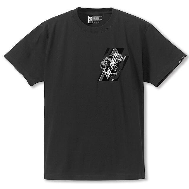 【50%OFF SALE】 クローム ホールナイン ティー CHROME WHOLE 9 TEE BLACK メンズ Tシャツ JP112BK