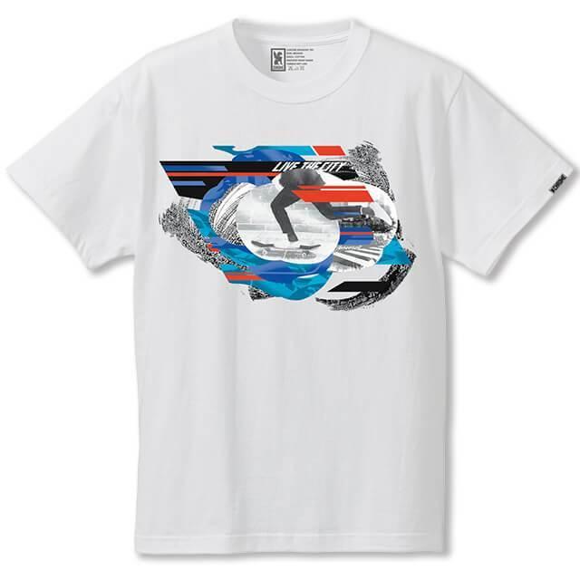 【50%OFF SALE】 クローム ホールナイン LTD ティー CHROME WHOLE 9 LTD TEE WHITE メンズ Tシャツ JP114WT
