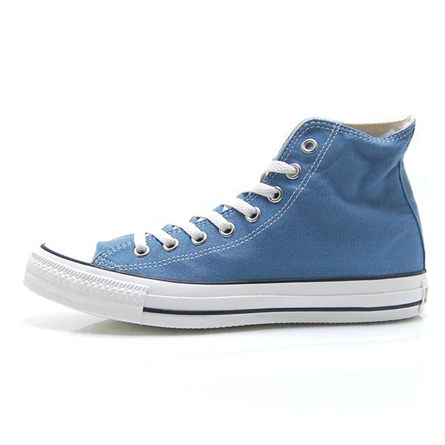 コンバース オールスターウオッシュドキャンバス ハイ converse ALL STAR WASHEDCANVAS HI BLUE
