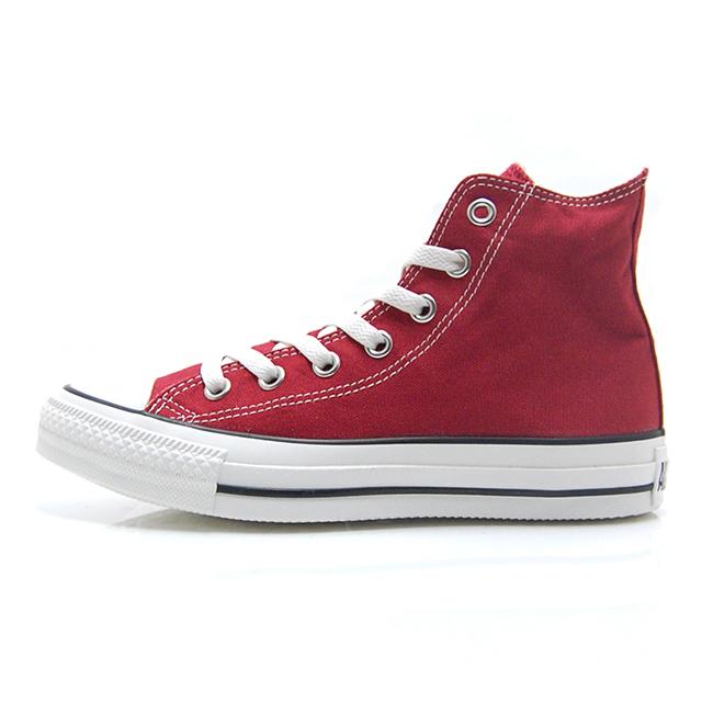 コンバース オールスターウオッシュドキャンバス ハイ converse ALL STAR WASHEDCANVAS HI RED