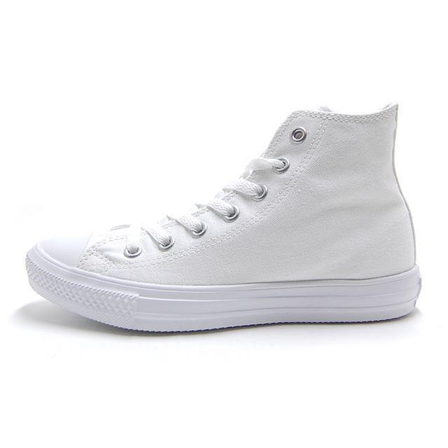 コンバース converse スニーカー メンズ レディース ALL STAR LIGHT HI オールスター ライト HI WHITE ホワイト