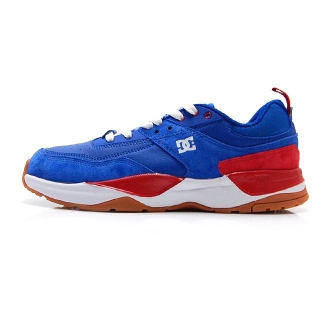 DC シューズ メンズ スニーカー DC SHOES E.TRIBEKA ROYAL/TRUE RED DM186001-RE6