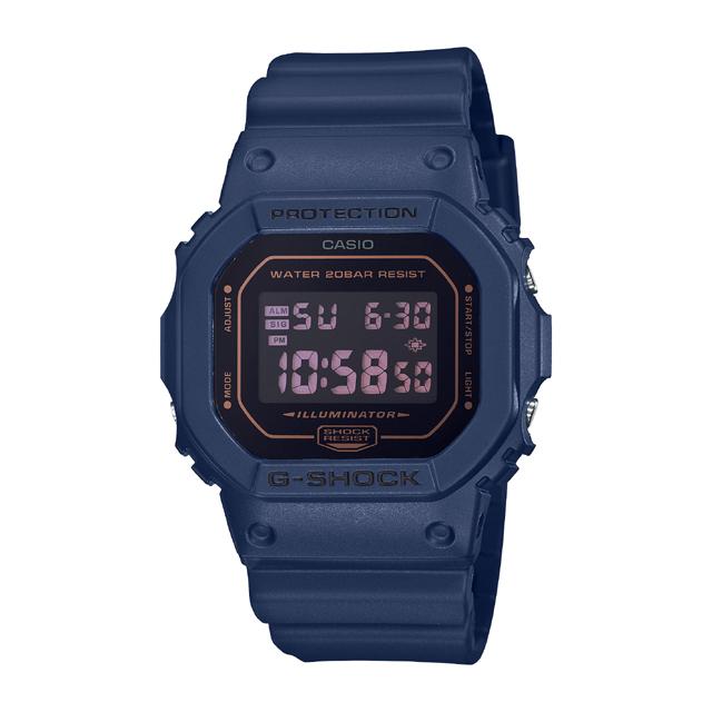 G-SHOCK ジーショック CASIO カシオ メンズ 腕時計 Metallic Mirror Accent DW-5600BBM-2JF [G-SHOCK/ジーショック/腕時計/防水]