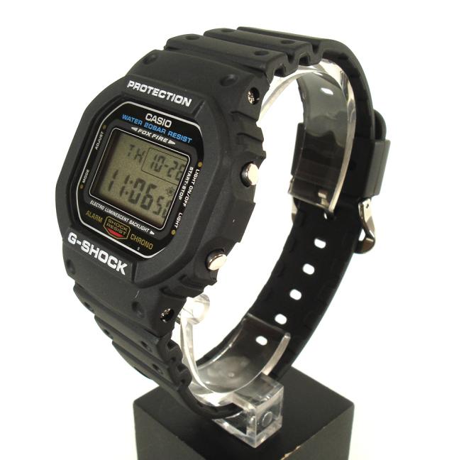 G-SHOCK ジーショック Basic DW-5600E-1