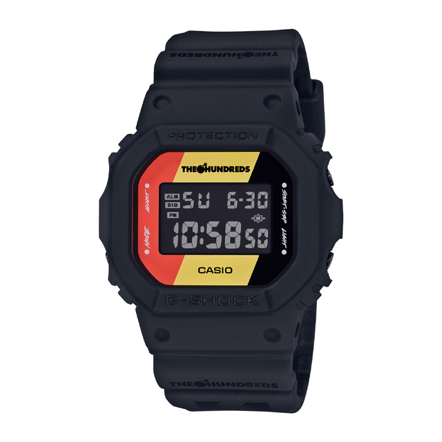 G-SHOCK ジーショック CASIO カシオ メンズ 腕時計 THE HUNDREDS DW-5600HDR-1JR [G-SHOCK/ジーショック/コラボ/限定]