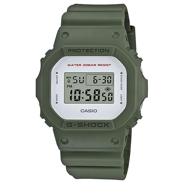 G-SHOCK ジーショック CASIO カシオ メンズ 腕時計 DW5600 DW-5600M-3JF [G-SHOCK/ジーショック/腕時計/防水]