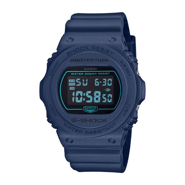 G-SHOCK ジーショック CASIO カシオ メンズ 腕時計 Metallic Mirror Accent DW-5700BBM-2JF [G-SHOCK/ジーショック/腕時計/防水]