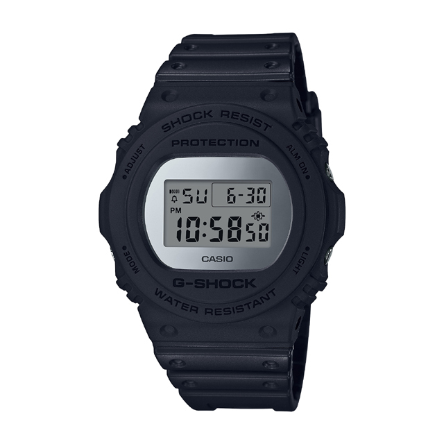 G-SHOCK ジーショック CASIO カシオ メンズ 腕時計 Metallic Mirror Face DW-5700BBMA-1JF [G-SHOCK/ジーショック/防水/スティングモデル]