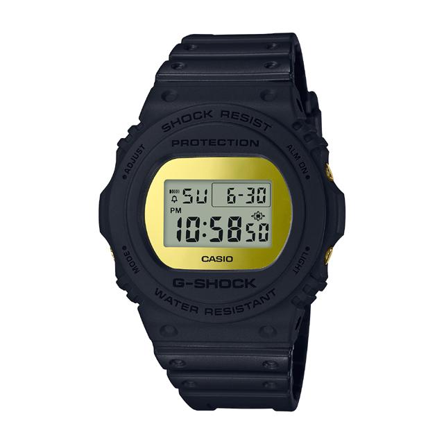 G-SHOCK ジーショック CASIO カシオ メンズ 腕時計 Metallic Mirror Face DW-5700BBMB-1JF [G-SHOCK/ジーショック/防水/スティングモデル]