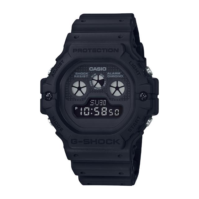 G-SHOCK ジーショック CASIO カシオ メンズ 腕時計 Aboslute Toughnenss DW-5900BB-1JF [G-SHOCK/ジーショック/防水/腕時計]