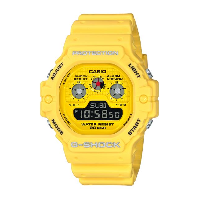G-SHOCK ジーショック CASIO カシオ メンズ 腕時計 Hot Rock Sounds DW-5900RS-9JF [G-SHOCK/ジーショック/腕時計/防水/RockMusic]