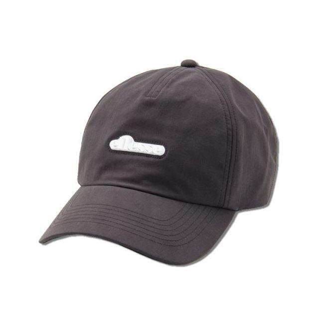 エレッセ ロゴキャップ ellesse HERITAGE ellesse×Hombre Nino LOGO CAP ブラック メンズ レディース 帽子 オンブレニーニョ EAE1930HN-K