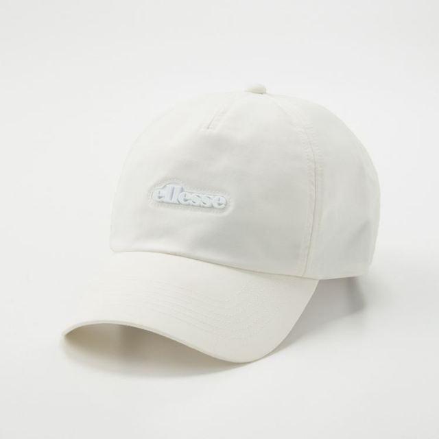 エレッセ ロゴキャップ ellesse HERITAGE ellesse×Hombre Nino LOGO CAP ホワイト メンズ レディース 帽子 オンブレニーニョ EAE1930HN-W