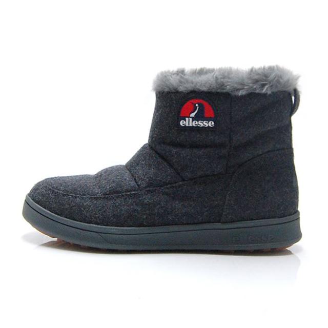 エレッセ エットーレ ウインターブーツミッド ellesse HERITAGE Ettore Winter Boots Mid ダークグレー EFH8323-DG