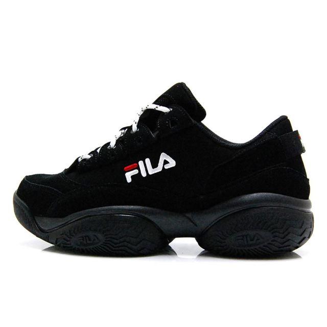 【SALE】 フィラ プロヴィナンス FILA PROVENANCE ブラック/ホワイト メンズ スニーカー F0400-0013