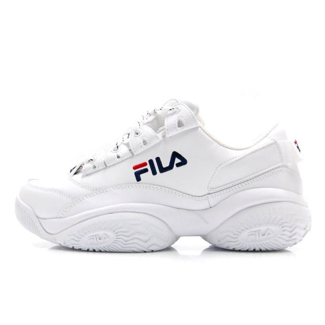 【SALE】 フィラ プロヴィナンス ウィメンズ FILA PROVENANCE WMNS WHITE/FILANAVY/FILARED レディース スニーカー F0401-0005