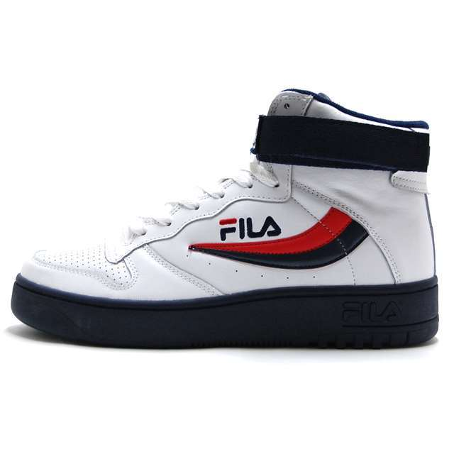 フィラ FILA スニーカー FX100 L White/Navy/Red FHE139-01