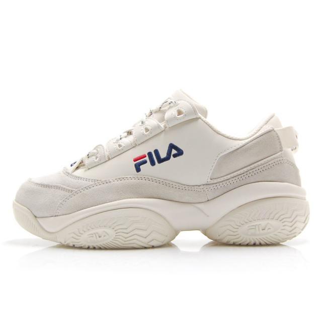 フィラ プロヴィナンス FILA PROVENANCE オフ ホワイト/ネイビー/レッド メンズ スニーカー F0400-0126